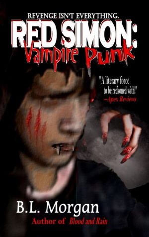 Red Simon: Vampire Punk
