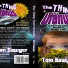 full covers with daisies, Uranus, girl, planet, UFO