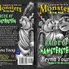 full cover paperback hamster Frankenstein bride