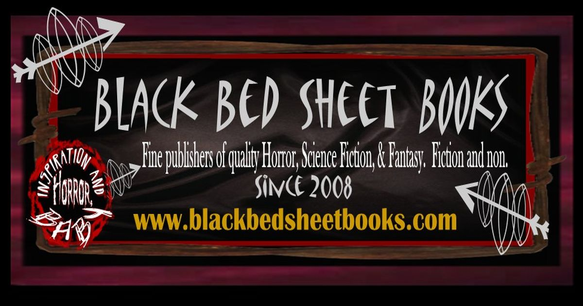 banner for Black Bed Sheet Books